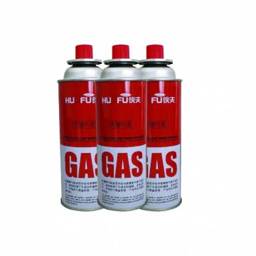 Purified butane gas for lighter / butane refill fuel / butane refill can Cylinder for camping stove